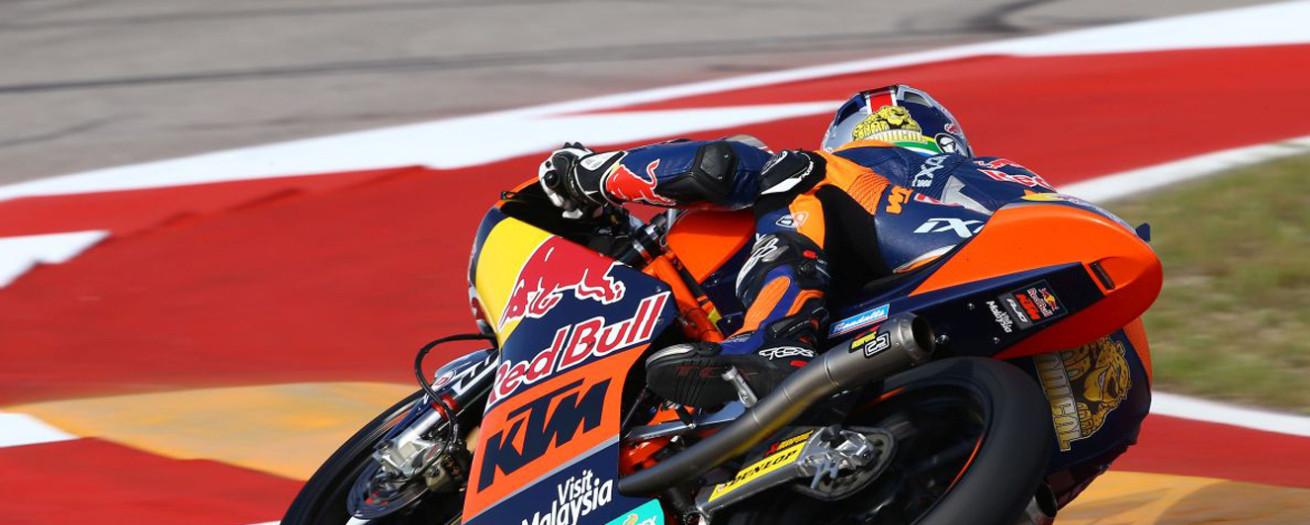 Austin-GP: Kann KTM-Trio den Honda-Assen einheizen