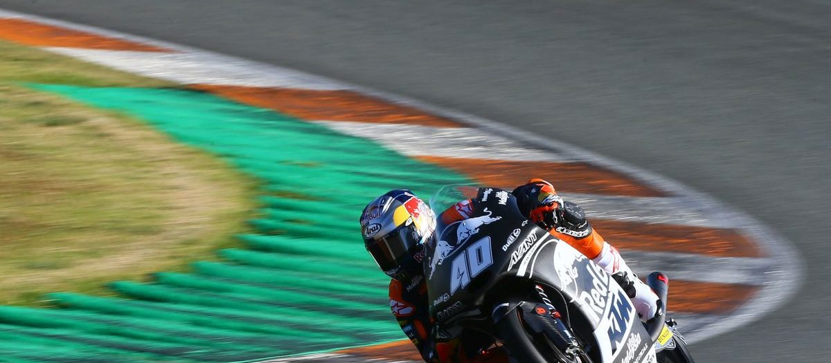 Darryn Binder (KTM): «Ich will Weltmeister werden» / Moto3
