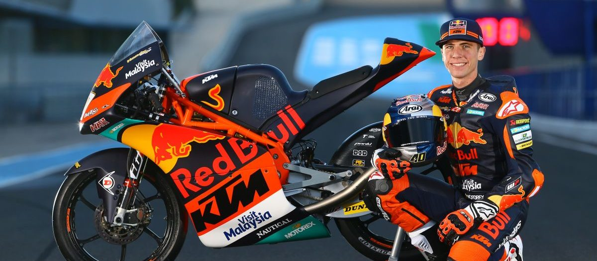 Darryn Binder a doubt for Red Bull Spanish GP - Ajo Motorsport