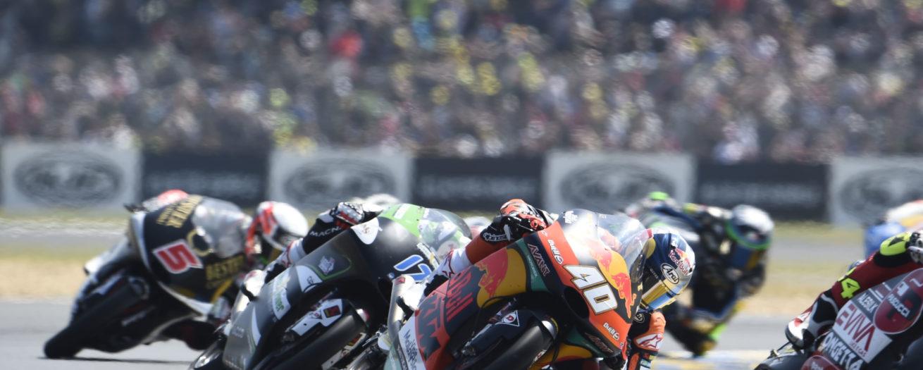Moto3-WM 2018: Darryn Binder auf Red Bull-KTM/Moto3 SPEEDWEEK
