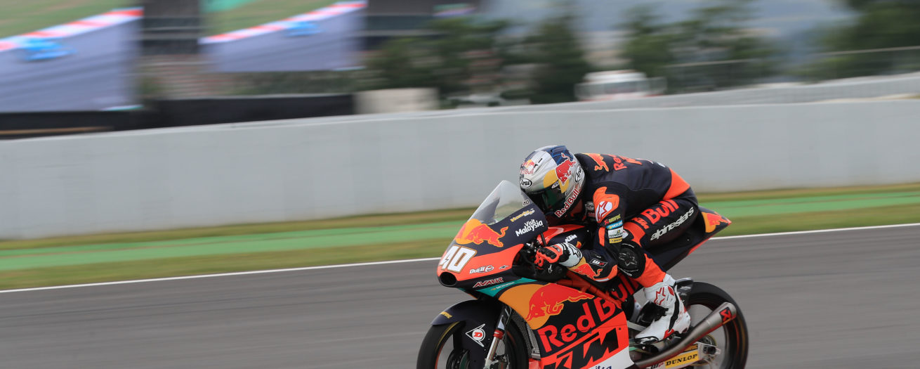 Darryn Binder debuts with Red Bull KTM Ajo - Ajo Motorsport