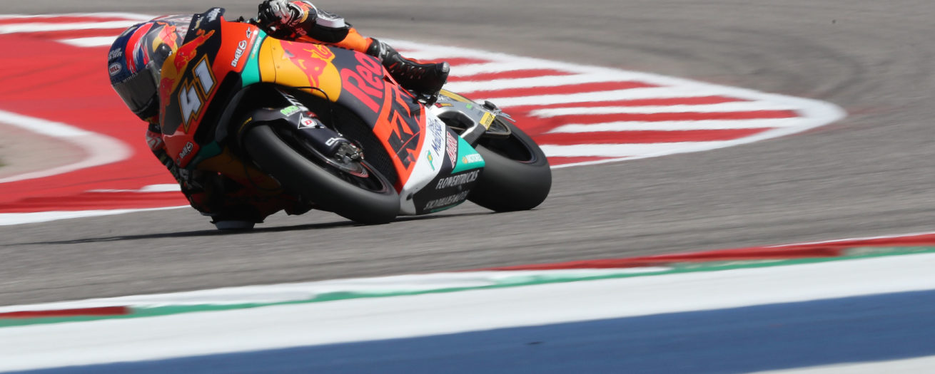 Best qualifying for Red Bull KTMs Bradley Smith on the